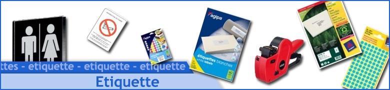 Etiquette QR Code