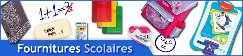 Cahiers scolaires